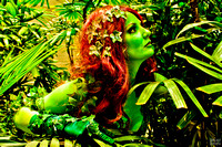 Kat Sheridan as Poison Ivy at San Lee's Comikaze Expo 2012