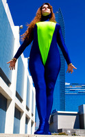 Tallest Silver as Jean Grey at San Lee's Comikaze Expo 2012