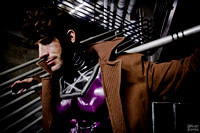 Michael H. as Gambit