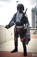 Mandalorian Mercs Photoshoot