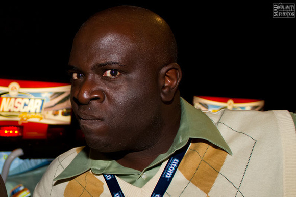 Gary Anthony Williams at LA Comedy Shorts Festival 2011